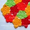 Flores pentagonales