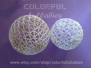 Pelotas inspiradas en esferas geodésicas