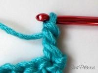 Reemplazar las cadenas de subida por un punto falso