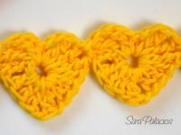Crochet continuo: Método 2
