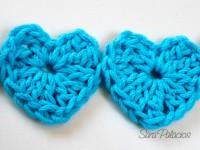 Crochet continuo: Método 4